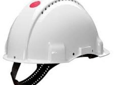 Kask Peltog G3000 3M biały