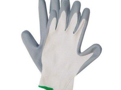 Rękawice powlekane nitrtylem 7-10