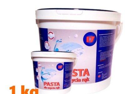 Pasta BHP 17 do mycia rąk 1 kg