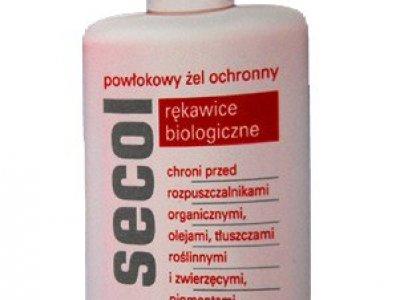 Rękawice biologiczne Secol 140g