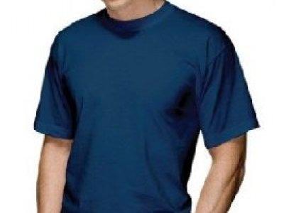 T-shirt Stedman kolor granatowy