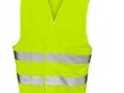 Kamizelka ostrzegawcza żółta