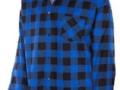 Koszula flanelowa szyta