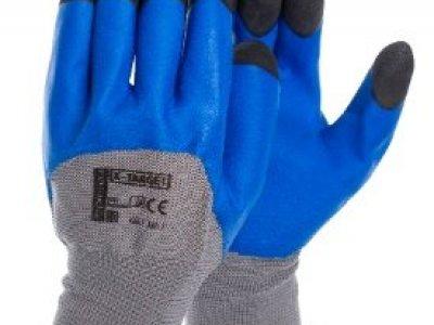 Rękawice pokryte lateksem model 1044